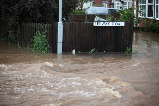 Leeway Road