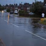 23/07/2013 @ 21:23 Bottom of Leeway Road by Andrew Chadwick