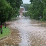 23/07/2013 Nottingham Road Outside Leisure Centre by Peter Somerville