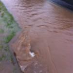 20/12/2012 Halam Road drain I unblocked by Ben Huson