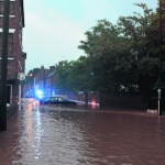 THE flooding on Church Street, Southwell, in July - Newark Advertiser
