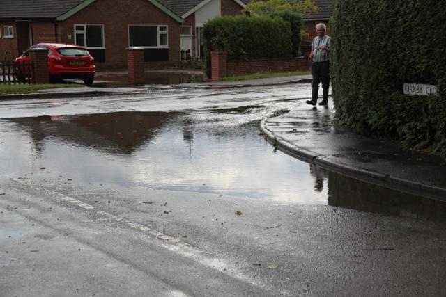 19/07/2014 Lower Kirklington Road / Kirkby Close Junction