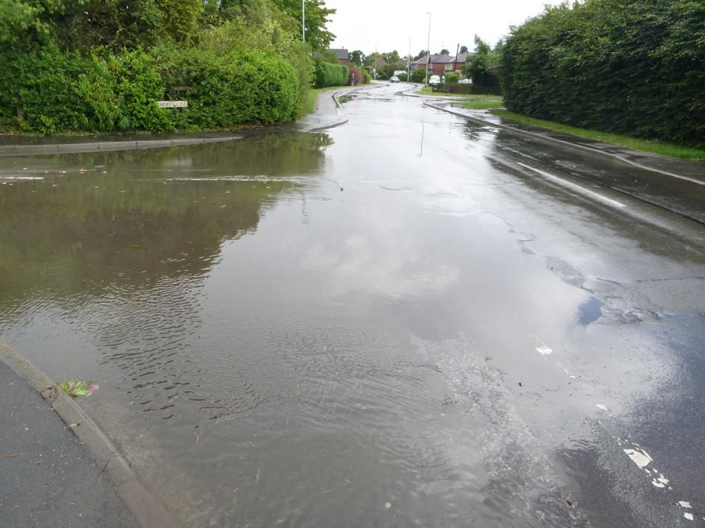 19/072014 Lower Kirklington Road / Kirkby Close Junction