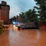 Southwell was flooded in 2013