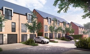 Combining attractive Property designs with practical flood avoidance at Becher's Court, Southwell